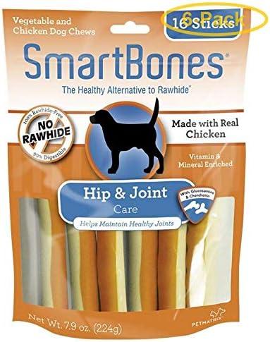 Amazon Com Spectrum Brands Pet Sbfc 02032 Dog Chew Hip Joint