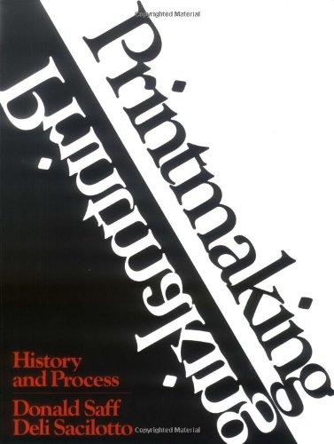 Printmaking: History and Process