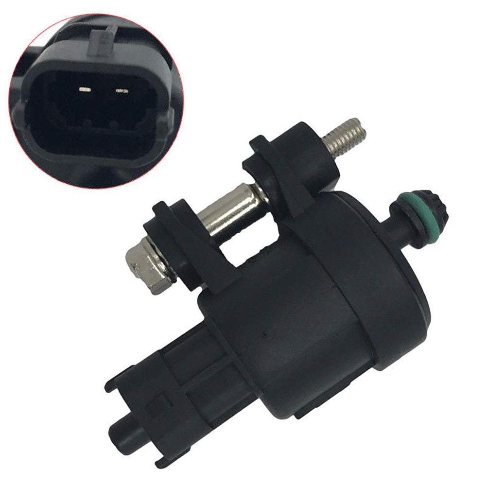 214-2137 55593172 Kunttai 12610560 Vapor Canister Purge Valve Solenoid EVAP Valve Fit for Buick Cadillac GMC Chevrolet 911-082