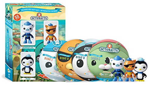 The Octonauts Season 1 with Toys (Furniture Reef)