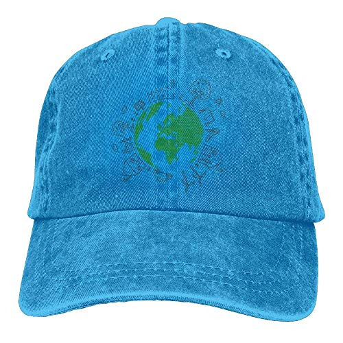 Hats Men for Travel Cowboy Sport World Denim Skull Green Women Cap Cowgirl Hat Pq1zv