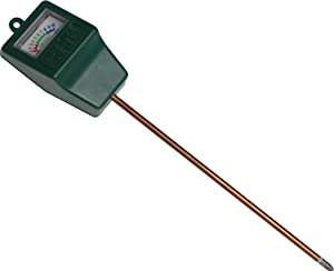 Worm Farming Moisture Meter for Red Wiggler Composting Bins