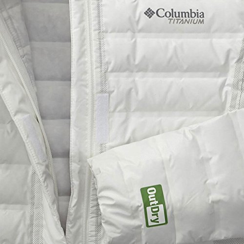 Outdry Blanc Eco Columbia Doudoune Ex Femme ZdwqX
