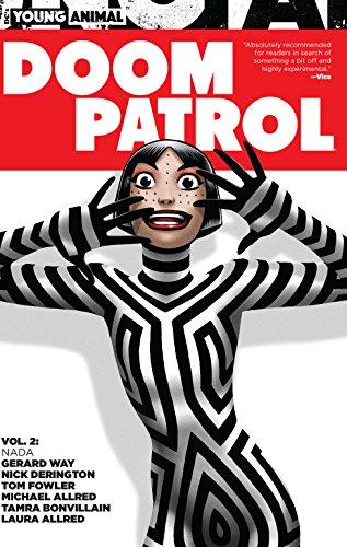 Doom Patrol Vol. 2: Nada