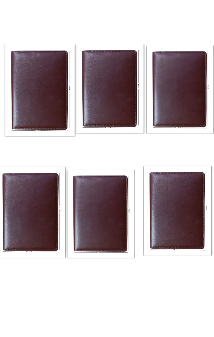 Royal Stationary Restaurant/Hotel Guest Check Bill Presenter/Holder (Brown) -Set of 6 Pieces (B07N4NJ7SD) Amazon Price History, Amazon Price Tracker