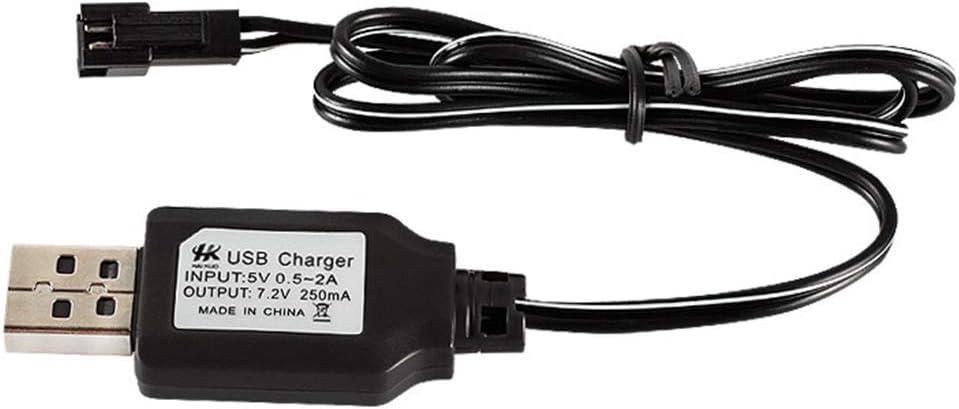 Câble de charge USB pour batterie rechargeable Ni MH Ni CD