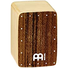 Meinl Percussion SH51 Mini Cajon Shaker, Ovangkol Finish