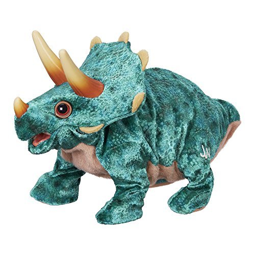 Jurassic World Stompers Triceratops Figure by Jurassic Park
