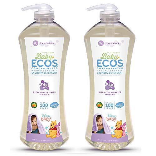 ECOS Baby ECOS4XLiquid Laundry Detergent, 200