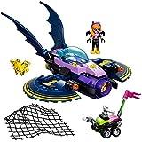 Dc Super Hero Girls - A Perseguição Em Batjet De Batgirl - Lego 41230