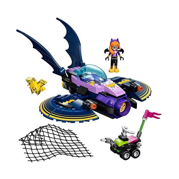 51P HwLbO5L LEGO DC Super Hero Girls Batgirl Batjet Chase 41230 DC Collectible