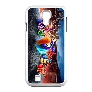 Samsung Galaxy S4 9500 Phone Case Covers White turbo Movie Dreamworks DSVEWLHTV0437 Clear Phone Case Generic