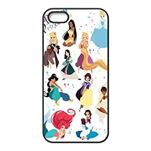 Chinese Disney princesses Personalized Phone Case for iPhone 5,5G,5S,custom Chinese Disney princesses Case