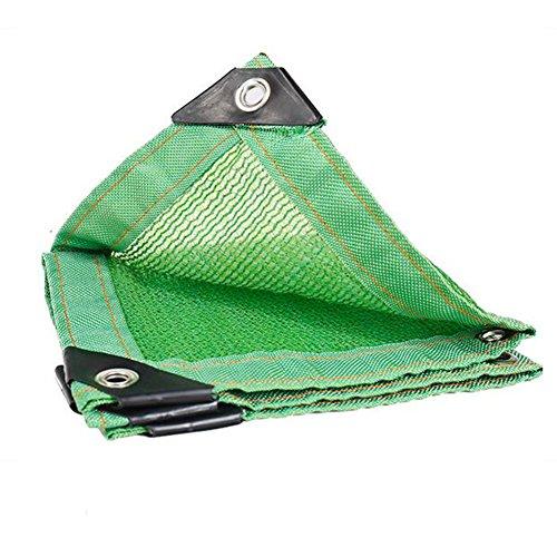 Farbe : Green, größe : 4x5m 24 Größen LIANGLIANG Sichtschutznetz Sonnensegel Outdoor Shade Rain Netz Atmungsaktives Faltbares Mehrzweckblumenschutznetz Polyethylen