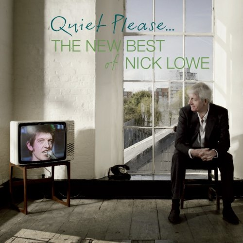 Price comparison product image Quiet Please: The New Best of Nick Lowe (Limited Edition, Deluxe CD+DVD)