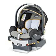 Chicco Keyfit Infant Car Seat and Base with Car Seat, Sedona