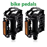 Bike Pedals, Bicycle Pedals fitTek® High Performance Pedals for Bikes