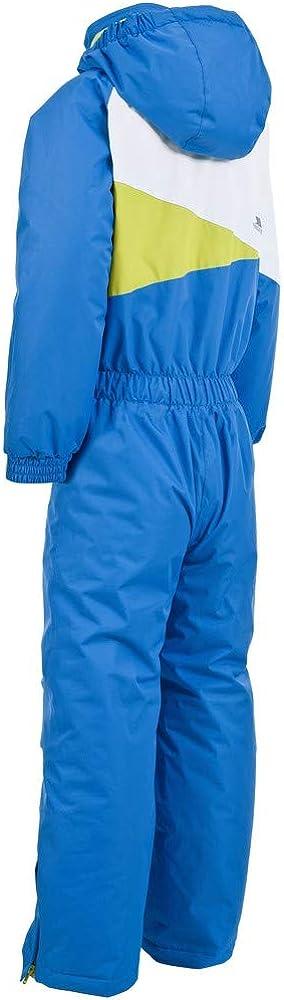 Trespass Childrens//Kids Wiper One Piece Ski//Snow Suit