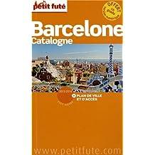BARCELONE, CATALOGNE 2013-2014 + PLAN DE VILLE