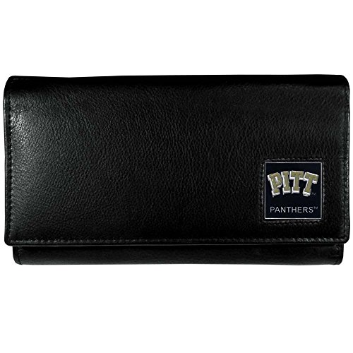 Siskiyou NCAA Pittsburgh Panthers Women's Leather Women's Wallet