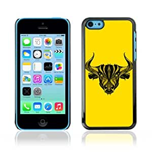 Designer Depo Hard Protection Case for Samsung Galaxy Note 3 N9000 / Cool Tattoo Bull