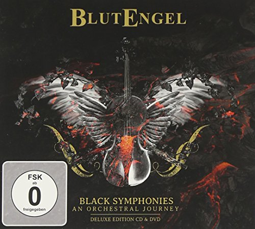 Black Symphonies: An Orchestral Journey by Out Of Line Music