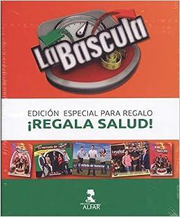 Caja Edición Especial La Báscula 2018 Fuera de colección: Amazon.es: Aa.Vv.: Libros