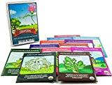 zziggysgal Beautifully Packaged Gardeners Giftbox of 12 Packets of the Most Popular Herb Seeds