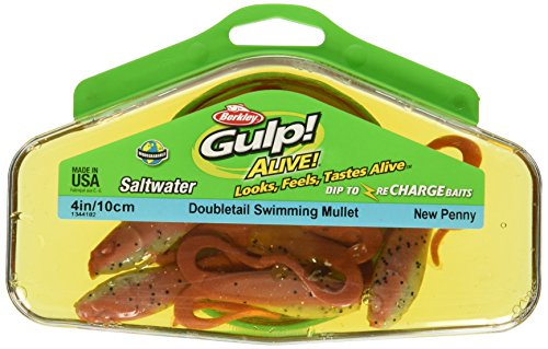 Gulp! Alive! Doubletail Swimming Mullet
