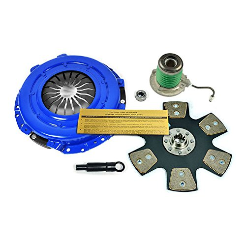 - EFT STAGE 4 CLUTCH KIT for 2005-2010 FORD MUSTANG GT BULLITT SHELBY GT 4.6L 281