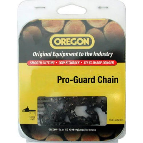 Oregon 8-Inch Micro Lite Chain Saw Chain Fits Poulan, Remington R34 (Oregon Saw Blades)