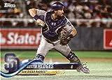 2018 Topps Factory Team Sets San Diego Padres #SP-17 Austin Hedges San Diego Padres Baseball Card