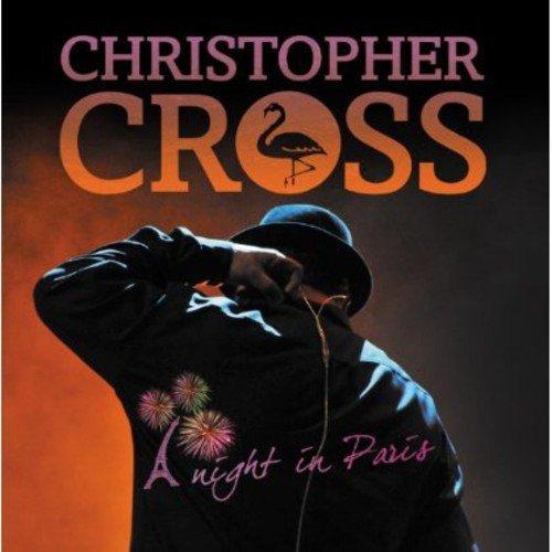 CD : Christopher Cross - Night In Paris (Bonus DVD, United Kingdom - Import, Pal Region 0, 3PC)