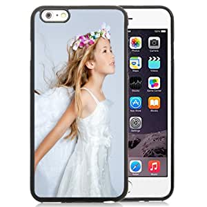 Popular And Durable Designed Case For iPhone 6 Plus 5.5 Inch With Little Angel Phone Case
