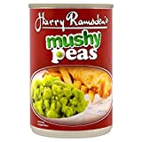 Harry Ramsden's Mushy Peas (300g) Review