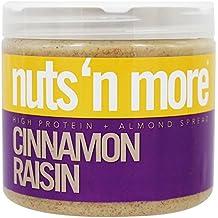 Nuts N More - Cinnamon Raisin Almond Spread - 16 oz.