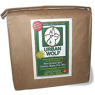 Urban Wolf Dog Food Mixer, Grain-Free, Puppy Blend, 1.1 lb.