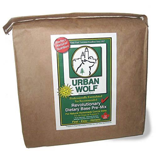 Urban Wolf Dog Food Mixer 11 lb/5 kg Bag