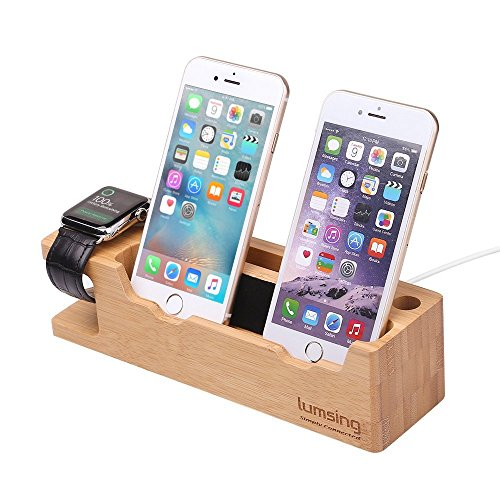 Lumsing Desktop Charging Station Natural