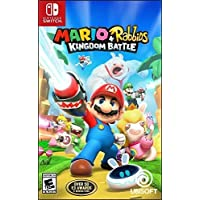 Deals on Mario + Rabbids Kingdom Battle Nintendo Switch