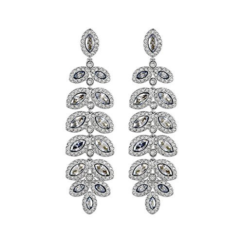 Swarovski Baron Pierced Earrings 5074350 (Fit Pierced Earrings Swarovski)