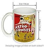 Astro Zombies vintage Horror movie COFFEE MUG