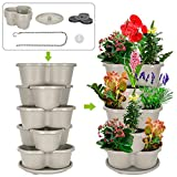 Amazing Creation Stackable Planter Vertical Image