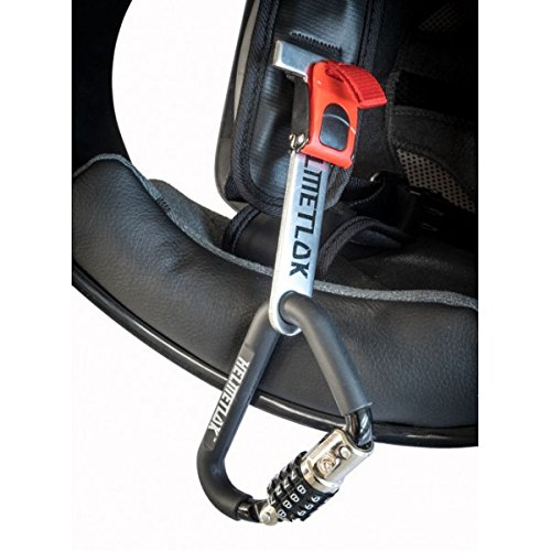 , Helmetlok Carabiner Style Helmet Lock and Extension