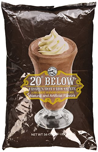 Big Train 20 Below Frozen Hot Chocolate, 3.5 lb Bulk Bag ()