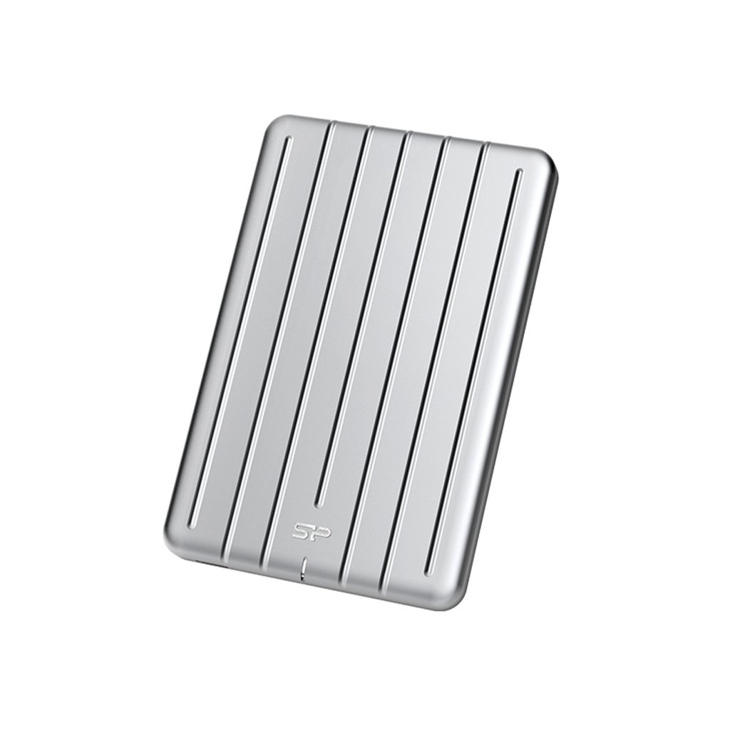Silicon Power 240GB B75 Portable External SSD - USB3.1 Type-C - Aluminum by Silicon Power (Image #1)