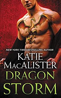 Dragon Storm (Dragon Fall Book 2) by [MacAlister, Katie]