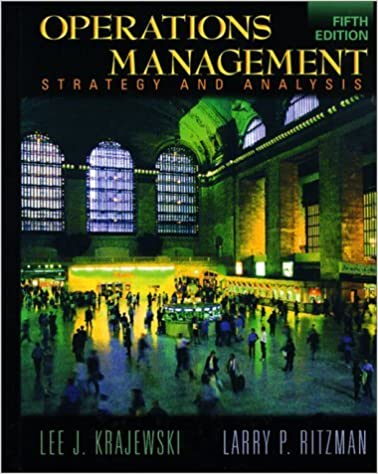 Ebook free download operations management