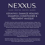 Nexxus Keraphix Shampoo and Conditioner and 3 Hair
