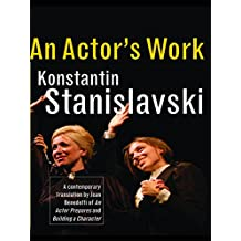 An Actor's Work: A Student's Diary (English Edition)